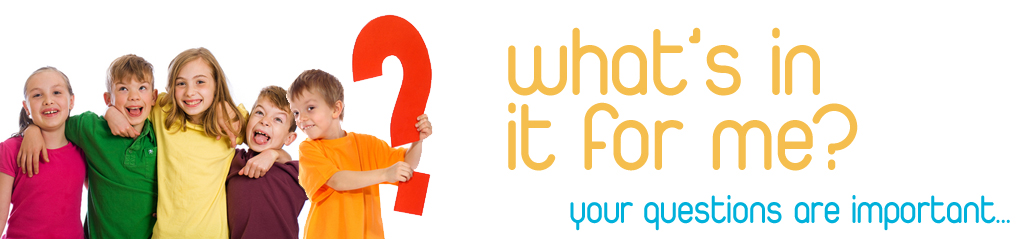 choose to foster. what's in itfor me? your questions are important